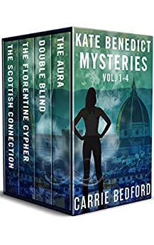 Kate Benedict Mysteries (Volumes 1-4)