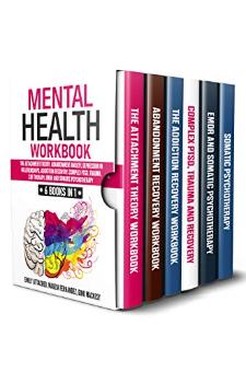 Mental Health Workbook (6 Book Set)