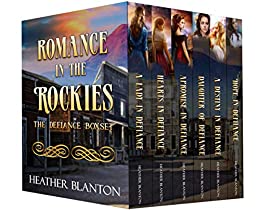 Romance in the Rockies (Books 1-6)