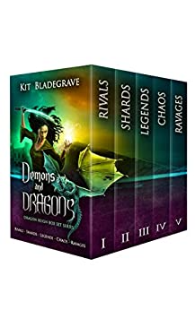Demons and Dragons (Books 1-5)