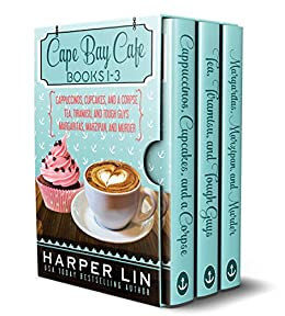 Cape Bay Cafe Mysteries (Books 1-3)
