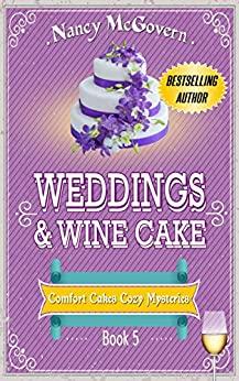 Weddings & Wine Cake