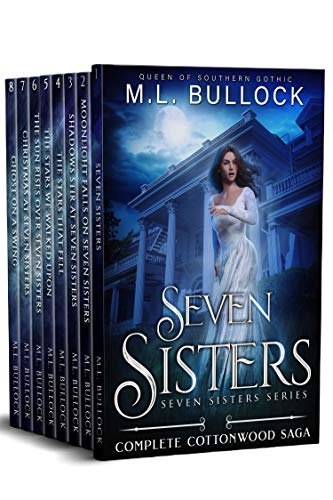The Seven Sisters Cottonwood (9 Book Omnibus)