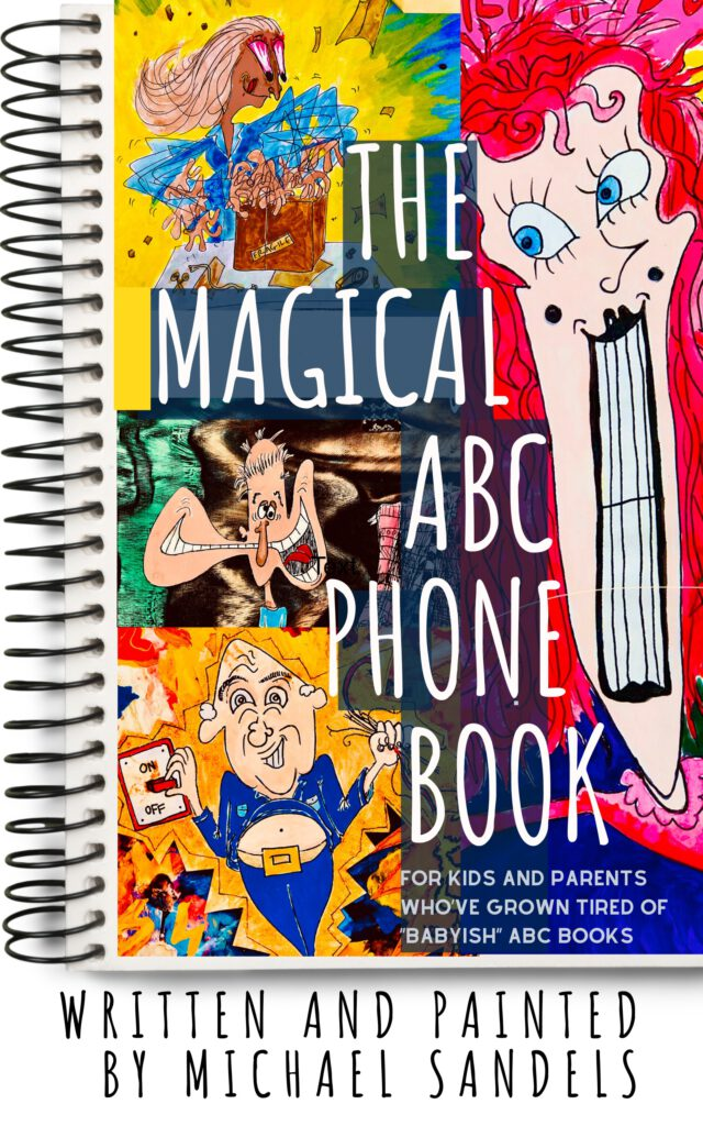 The Magical ABC Phone Book
