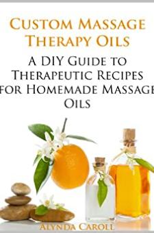 Custom Massage Therapy Oils
