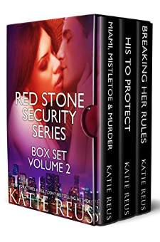 Red Stone Security Series (Boxed Set)