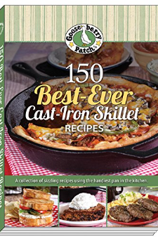 150 Best-Ever Cast Iron Skillet Recipes