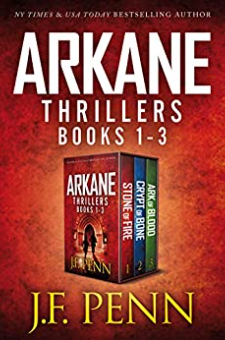 Arkane (Books 1- 3)