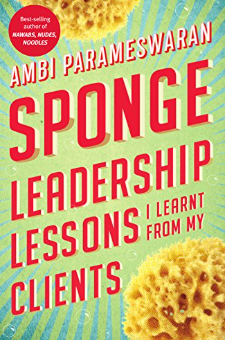 Sponge: Leadership Lessons I Learnt From My Clients