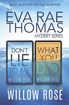 The Eva Rae Thomas Mystery Series (Book 1-2)