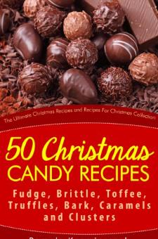 50 Christmas Candy Recipes