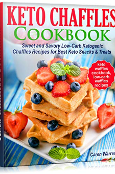 Keto Chaffles Cookbook