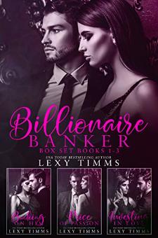 Billionaire Banker (Books 1-3)