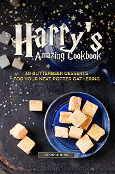 Harry's Amazing Cookbook