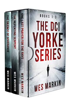 The DCI Yorke Series (Books 1-3)