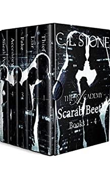 Scarab Beetle (Books 1-4)