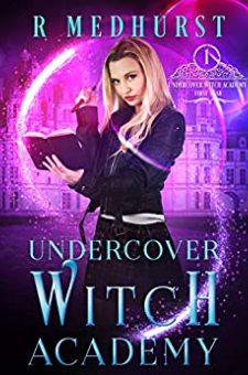 Undercover Witch Academy