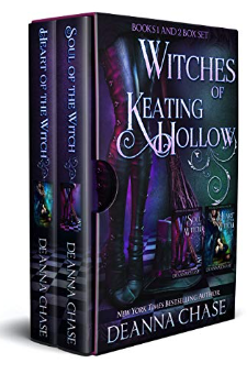 Witches of Keating Hollow (Books 1-2)