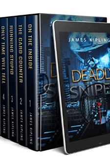 Deadly Sniper (Boxed Set)