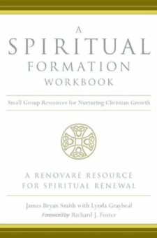 A Spiritual Formation Workbook