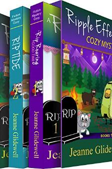 The Ripple Effect (Books 1-3)