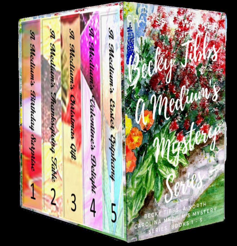 Becky Tibbs (Books 1-5)