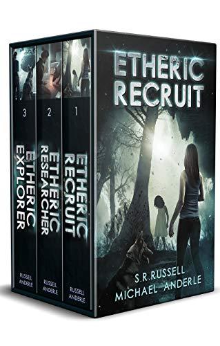 Etheric Adventures (Books 1-3)