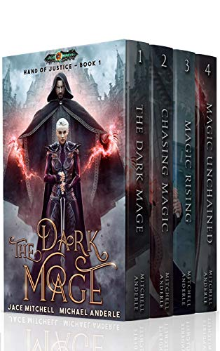 Hand of Justice (Books 1-4)