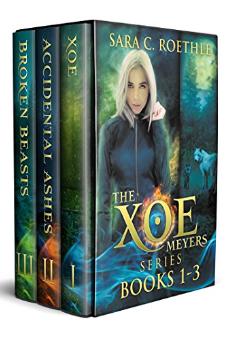 The Xoe Meyers Series (Books 1-3)
