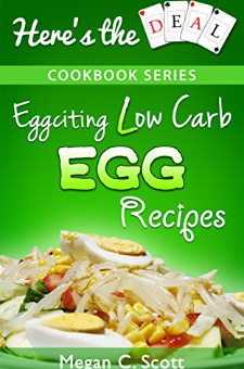 Low Carb Egg Cookbook