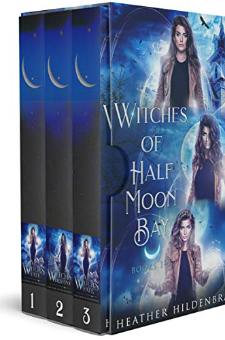 Witches of Half Moon Bay (Books 1-3)