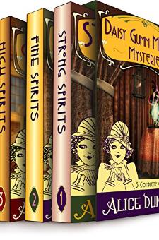 The Daisy Gumm Majesty (Boxed Set)