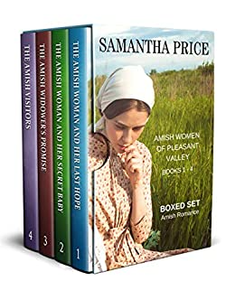 Amish Women of Pleasant Valley (Books 1-4)