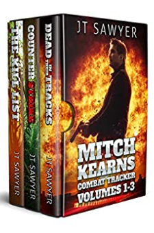 Mitch Kearns Combat Tracker (Volumes 1-3)