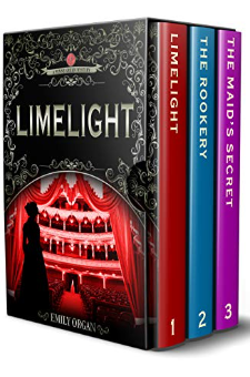 The Penny Green Victorian Mystery Series (Books 1-3)