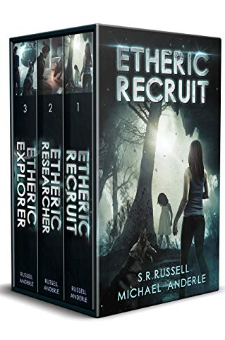 Etheric Adventures (Books 1-3)