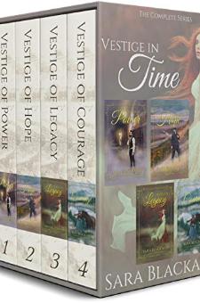 Vestige in Time (Complete Series)