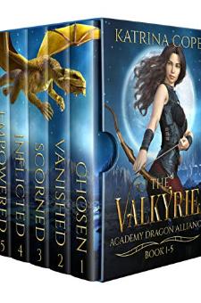 Valkyrie Academy Dragon Alliance (Books 1-5)