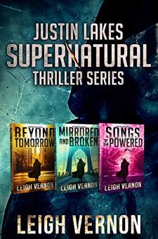 Justin Lakes Supernatural Thriller Series
