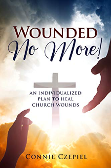 Wounded No More!