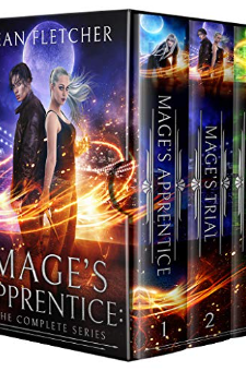 Mage's Apprentice (Complete Series)