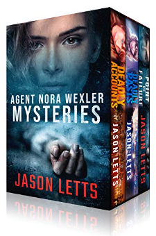Agent Nora Wexler Mysteries (Boxed Set)
