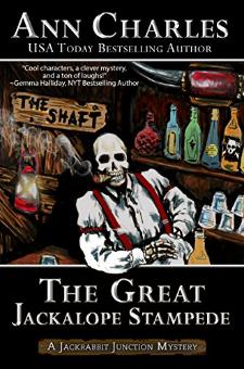 The Great Jackalope Stampede