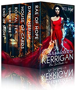 The Chronicles of Kerrigan (Books 1-6)