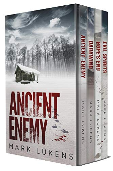 Ancient Enemy (Books 1-4)