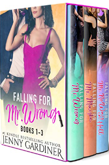 Falling for Mr. Wrong (Books 1-3)