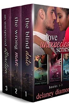 Love Unexpected series (Books 1-3)