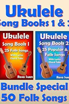 Ukulele Song Books 1 & 2