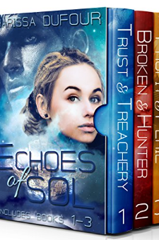 The Echoes of Sol (Books 1-3)
