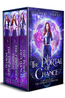 Chronicles of the Fae Princess (Complete Boxed Set)